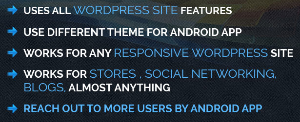 Wapppress - Builds Android App for Any WordPress Website